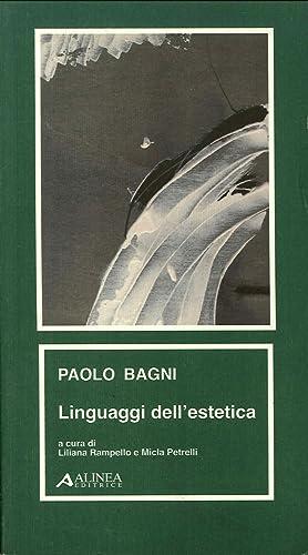 Linguaggi dell'estetica contemporanea.: Bagni, Paolo