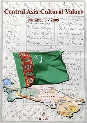 Central Asia Cultural Values. Number 5. 2009.: Bertolo, Francesca