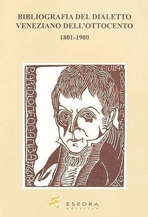 Bibliografia del dialetto veneziano dell'Ottocento.: Averna, Giuliano Saccoman, Paolo