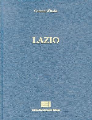 Comuni d'Italia. Lazio.