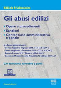 Gli abusi edilizi: Montini Emanuele