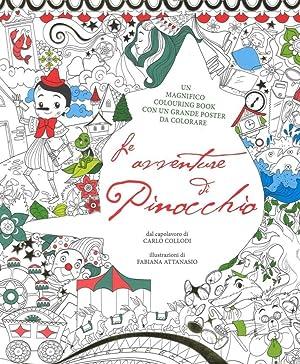 Le avventure di Pinocchio. Colouring book da: Collodi Carlo