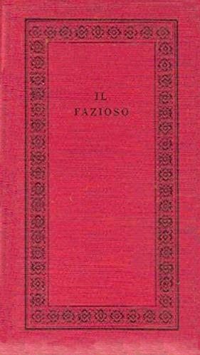 """Il fazioso. Almanacco del """"Borghese"""": Gianna Preda"""