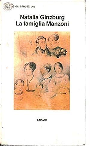 La famiglia Manzoni