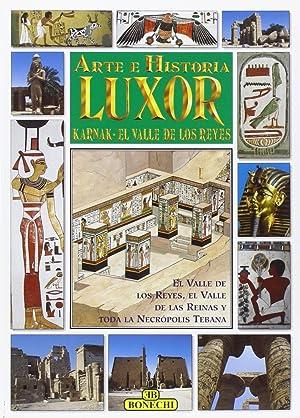 Luxor, Karnak, la valle dei Re.: Magi, Giovanna