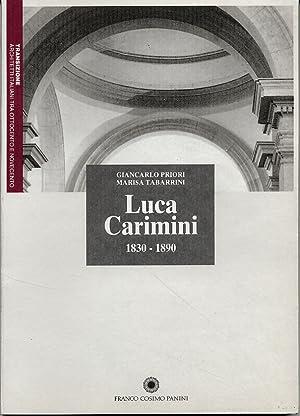 Luca Carimini, 1830-1890.: Priori, Giancarlo Tabarrini, Marisa