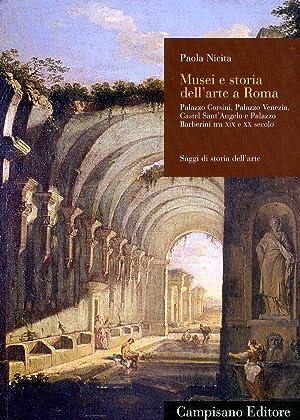 Musei e storia dell'arte a Roma. Palazzo Corsini, Palazzo Venezia, Castel Sant'Angelo e ...