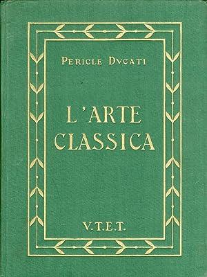 L'arte classica.: Ducati, Pericle