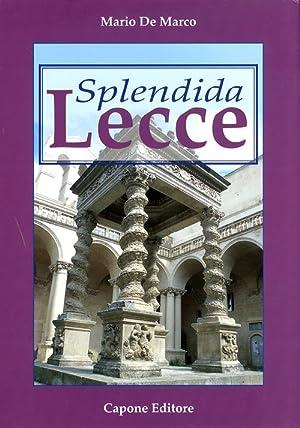 Splendida Lecce.: De Marco, Mario