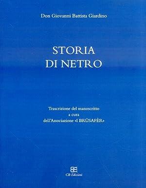 Storia di Netro.