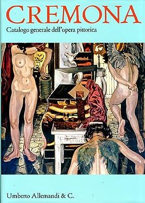 Catalogo generale dell'opera pittorica di Italo Cremona.