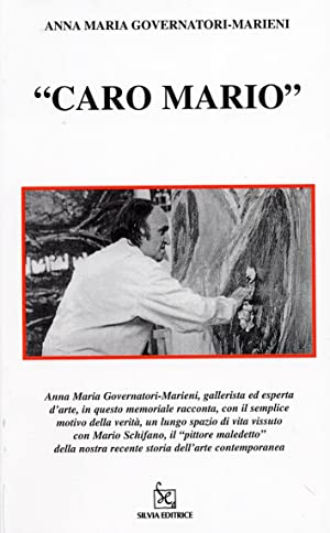 "Caro Mario"".: Governatori Marieni, Anna Maria"