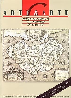 Arte&carte. Immagini, percorsi, utopie della cultura contemporanea.