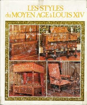 Les Styles du Moyen Age à Louis XIV.: Boussel, Patrice