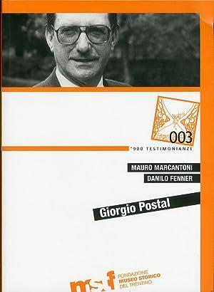 Giorgio Postal.: Marcantoni, Mauro Fenner, Danilo