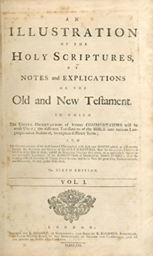 An Illustration of the Holy Scriptures by