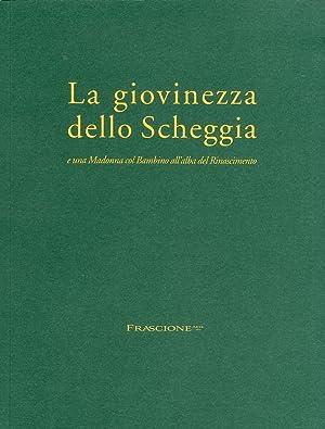 La giovinezza dello Scheggia e una Madonna col Bambino all'alba del Rinascimento.: Delpriori, ...