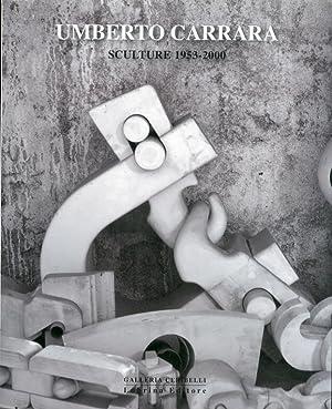 Umberto Carrara. Sculture 1953-2000. Ossessioni quotidiane.: Botta, Mario Marcoaldi, Franco ...