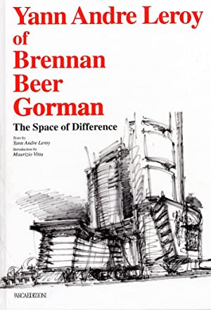 Yann Andre Leroy of Brennam Beer Gorman. The space of difference.: Vitta, Maurizio