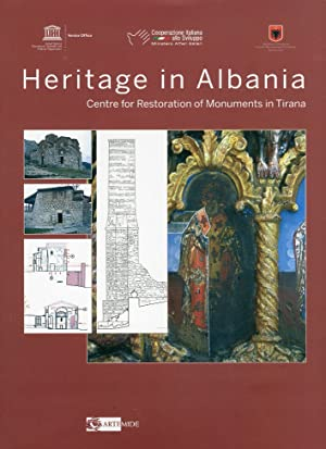 Heritage in Albania. Centre For Restoration of Monuments in Tirana.