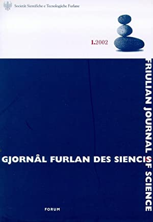 Gjornâl furlan des siencis - Friulian Journal