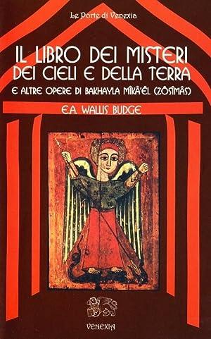 Il libro dei misteri dei cieli e della terra (e altre opere di Bakhayla Mika'el, Zosimas).: ...