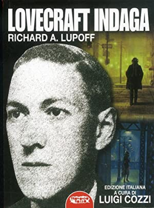 Lovecraft indaga.: Lupoff, Richard A