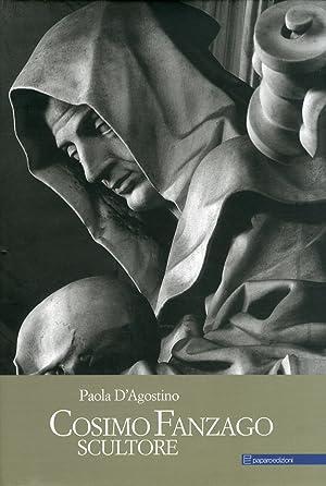 Cosimo Fanzago scultore.: D'Agostino, Paola