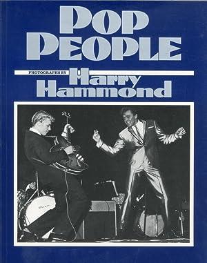 Pop People.: Hammond, Harry