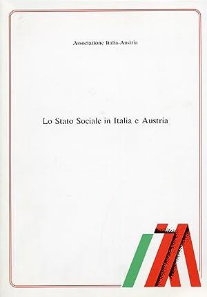 Lo Stato sociale in Italia e Austria.
