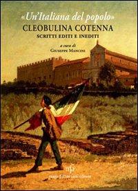 Un Cleobulina Cotenna. Scritti Editi e Inediti.: Cleobulina Cotenna