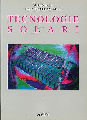 Tecnologie Solari.: Sala, Marco Ceccherini Nelli, Lucia