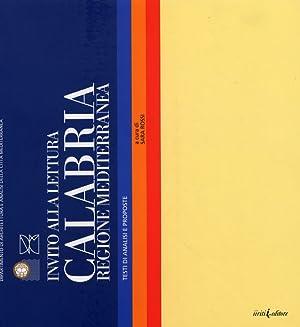 Calabria regione mediterranea.
