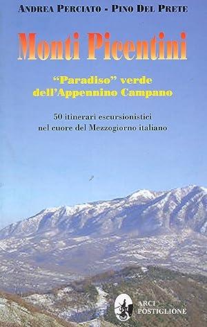 """Monti Picentini. """"Paradiso"""" verde dell'Appennino Campano. 50 itinerari ..."""