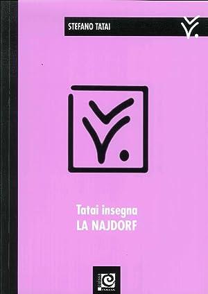 Tatai Insegna la Najdorf.: Tatai, Stefano