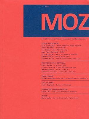 Mozart. Vol. 1. Pensiero Esperienze Forme del Contemporaneo. [Ed. Italiana e Inglese].