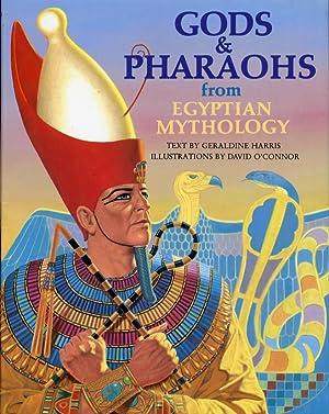 Gods & Pharaohs from egyptian mythology. [English Ed.].