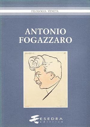 Antonio Fogazzaro.