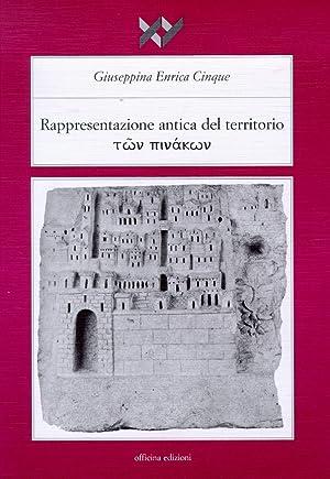 Rappresentazione antica del territorio.: Cinque, Giuseppina Enrica