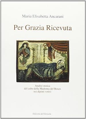 Per grazia ricevuta. Analisi storica del culto della Madonna del Bosco nei dipinti votivi.: ...