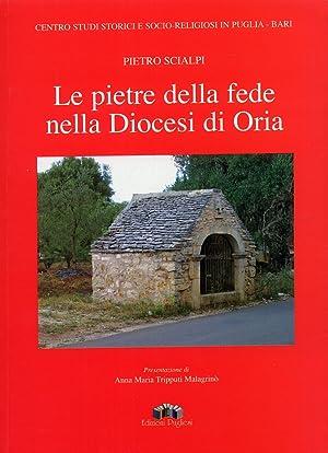 Le pietre della fede nella Diocesi di Oria.: Scialpi, Pietro