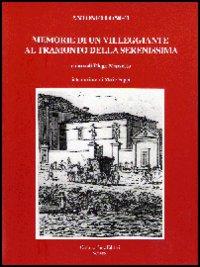 Memorie di un villeggiante al tramonto della Serenissima.: Longo, Antonio