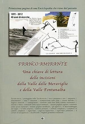 Una chiave di lettura delle incisioni della Valle delle Meraviglie e della Valle Fontanalba.: ...