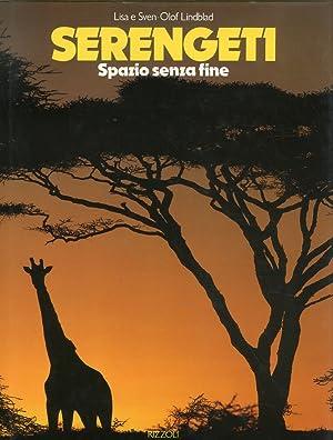 Serengeti. Spazio senza fine.: Olof Lindblad, Lisa e Sven