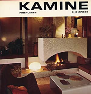 Cheminées. Kamine. Fireplaces.: Debaigts, Jacques