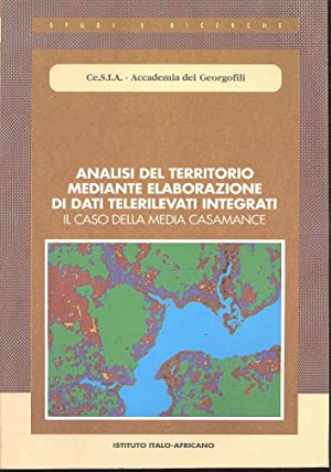 Analisi del territorio mediante elaborazione di dati telerilevati integrati. Il caso della media ...
