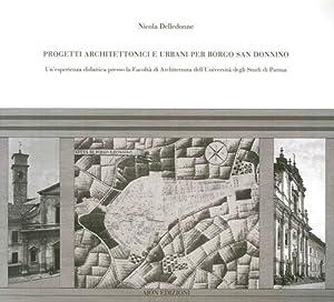 Progetti Architettonici e Urbani per Borgo San Donnino.: Delledonne, Nicola
