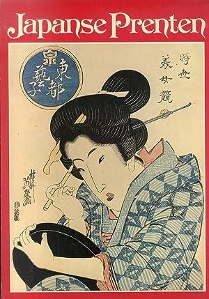 Japanse Prenten. Tussen 1700 - 1900. 106