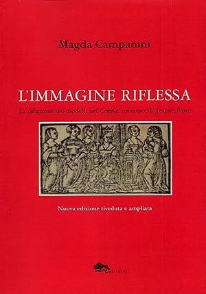 """L'immagine riflessa. La rifrazione dei modelli nei """"Comptes amoureux"""" di Jenne Flore..."""