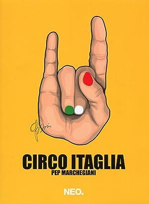 Circo Itaglia.: Marchegiani, Pep